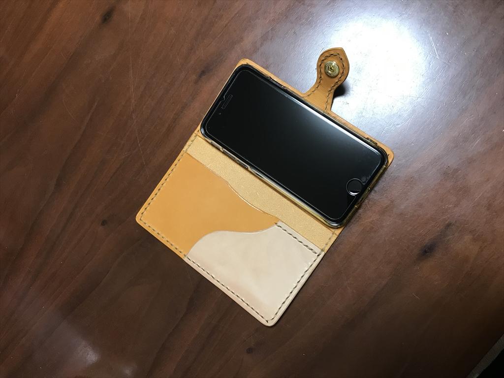 Iphoneケース|レザークラフト作品事例 (3)_R