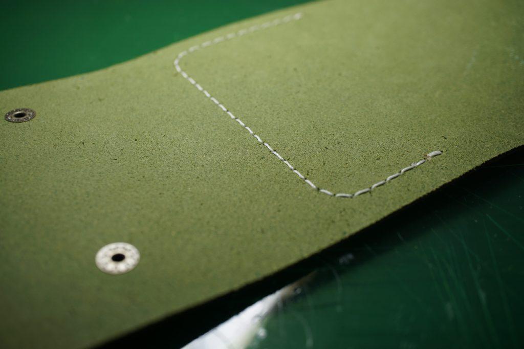 緑コインケース09