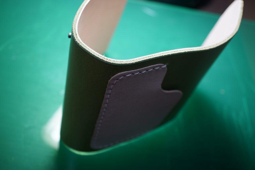 緑コインケース11