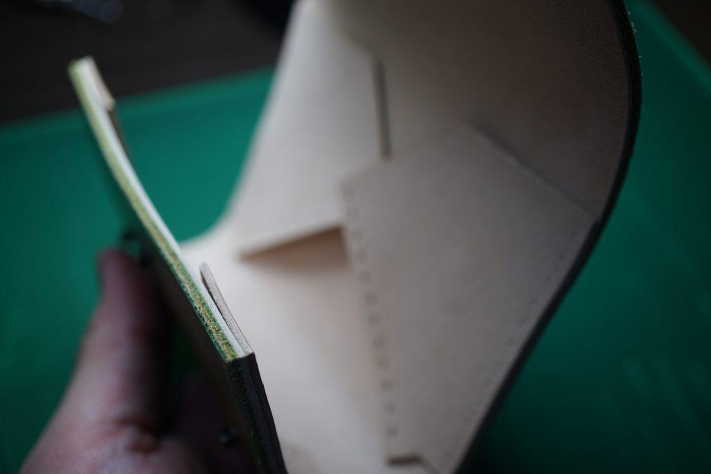 緑コインケース14
