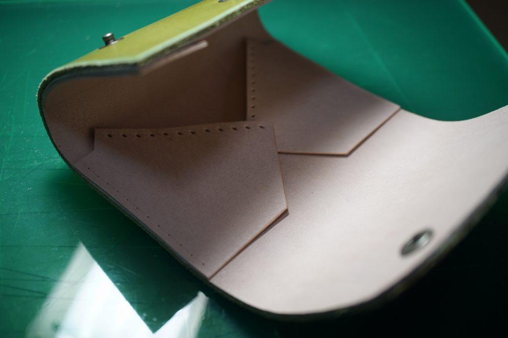 緑コインケース16