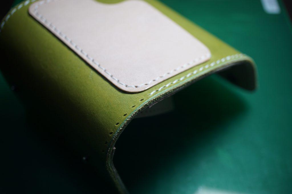 緑コインケース18