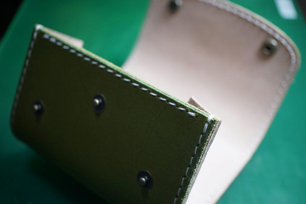 緑コインケース20