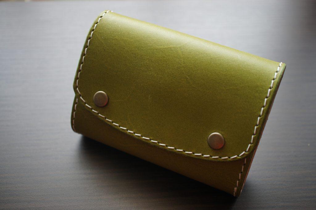 緑コインケース29