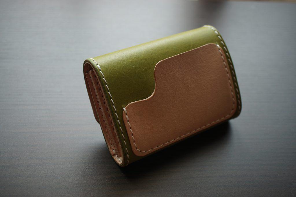 緑コインケース31