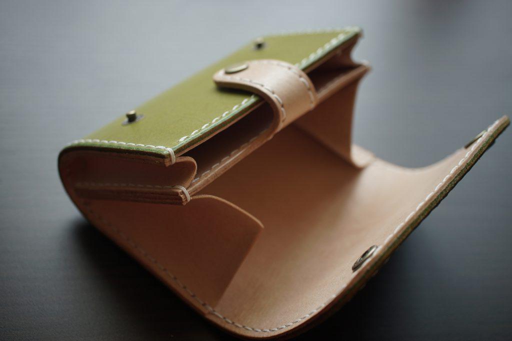 緑コインケース33