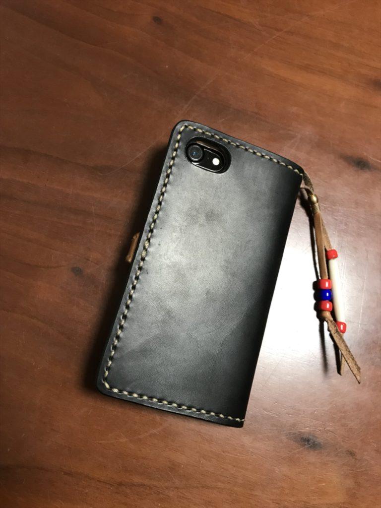 Iphoneケース|レザークラフト作品事例 (5)_R