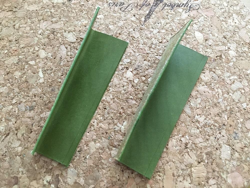 緑本ヌメ革の長財布26