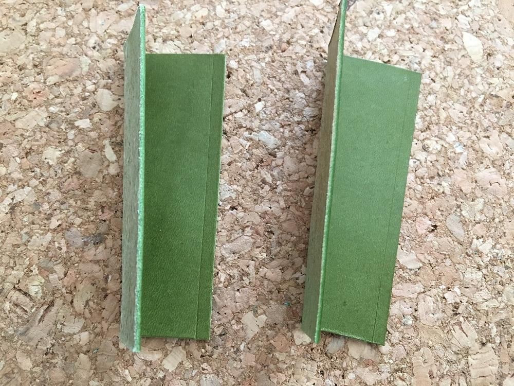 緑本ヌメ革の長財布24