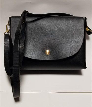 ShiANの型紙を使ったショルダーバッグ