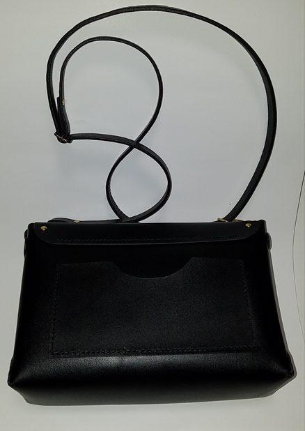 限定革のショルダーバッグ|レザークラフト作品事例 (3)