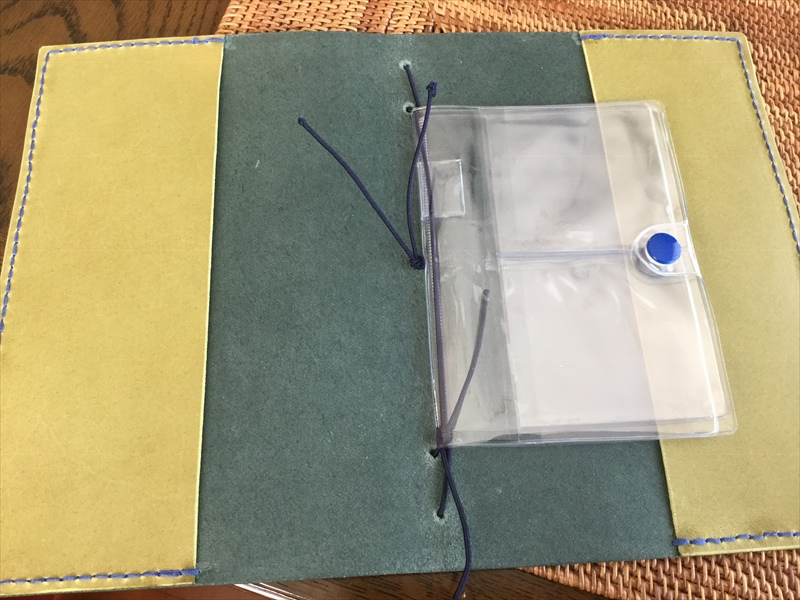 母子手帳カバー|レザークラフト作品 (3)