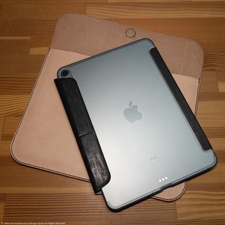 iPad-Pro-11-inch-本革ケース|レザークラフト-3