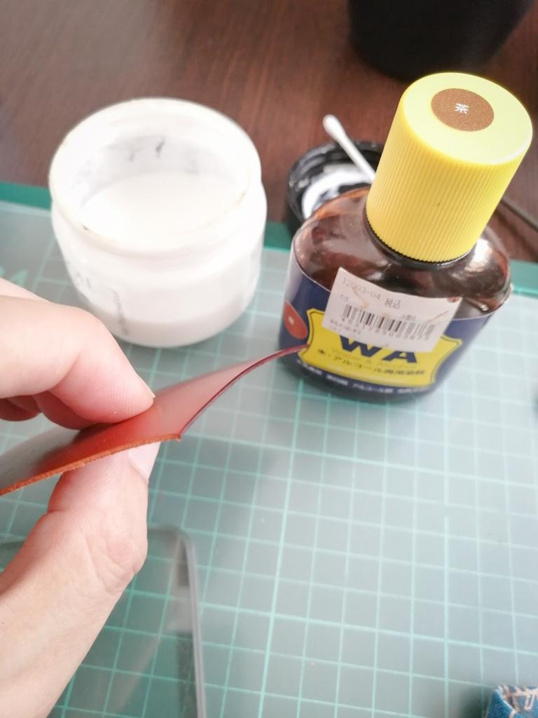 革職人が教えるシンプルなパスケースの作り方|レザークラフトコバ磨き