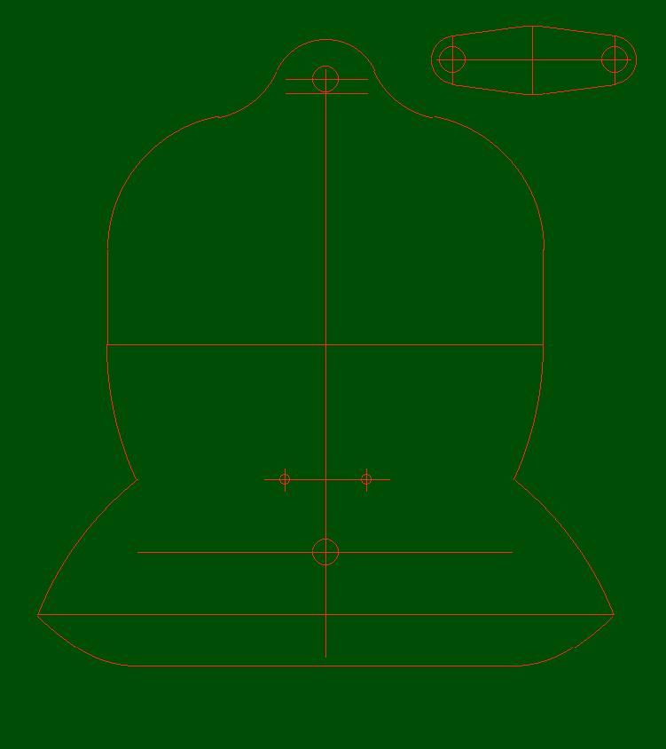 【レザークラフトブログ】メガネケースの製作過程紹介01